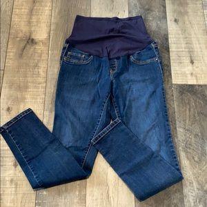 Old Navy Maternity Denim Jeans Size 8